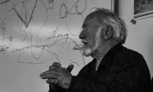 Bill Mollison lecture for permaculture design certification