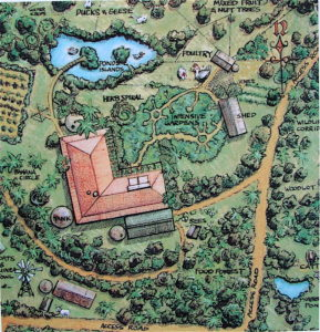 Permaculture Design by Bill Mollison